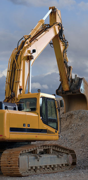 Contact Avery Excavating Ltd.